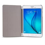 Smart Cover - Samsung Galaxy Tab S 8.4 T700 - Hülle Slim Tasche Backcase in Blau