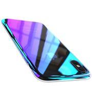 Farbverlauf Schutz Hülle für Samsung Galaxy A3 2017 Backcover Case