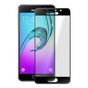3D Curved Fullscreen Glasfolie für Samsung Galaxy A5 2016 Schutzfolie gewölbt Glas Folie