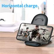 Hoco QI Charger Excellent CW7 -  Schnellladefunktion Wireless kabelloses Ladegerät