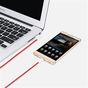Hoco USB Kabel L Shape UPM10 - 1,2m Micro USB Winkel Kabel Datenkabel