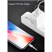 Hoco USB Kabel Quick X15 Typ C auf Lightning Fast Charge Ladekabel Datenkabel Schnelllader