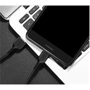 Hoco USB Kabel Flash X20 - 2m Typ C Ladekabel verstärkte Kabelführung Datenkabel