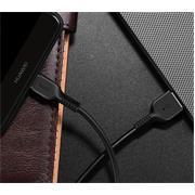 Hoco USB Kabel Flash X20 - 1m Typ C Ladekabel verstärkte Kabelführung Datenkabel