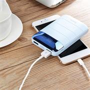 Hoco Power Bank B29 mit 10000 mAh Dual 2x USB externer Akku schnell Ladefunktion Ladegerät