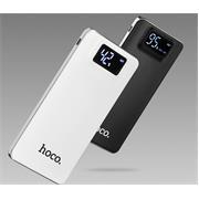 Hoco Power Bank B23A mit 15000mAh Dual USB Digital Statusanzeige externer Akku Ladegerät