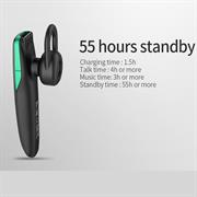 Hoco Bluetooth Headset E1 Mono kabellose In-Ear Freisprechen mit Clear Voice Technologie