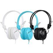 Hoco Kopfhörer W5 Lautsprecher Stereo Headset mit Mikrofone 96dB On-Ear Bügelkopfhörer