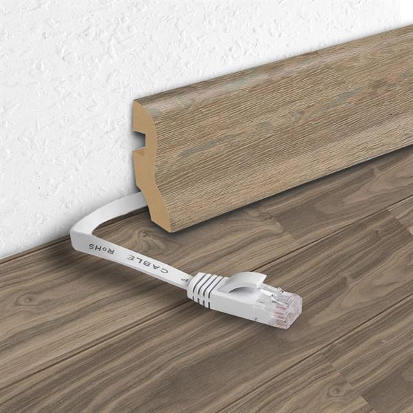 2m bis 20m lan netzwerk patch kabel flach d nn cat6 internet dsl router l nge ebay. Black Bedroom Furniture Sets. Home Design Ideas