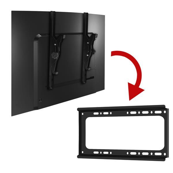 tv wandhalterung wandhalter led plasma neigbar kippbar led 26 32 42 55 zoll ebay. Black Bedroom Furniture Sets. Home Design Ideas