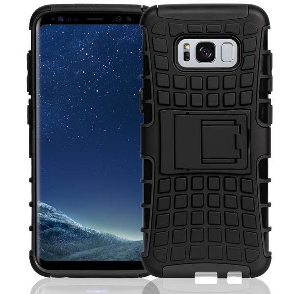 samsung galaxy s8 plus h lle outdoor case handy panzer. Black Bedroom Furniture Sets. Home Design Ideas