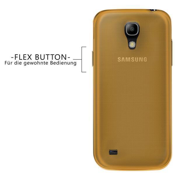coque tui de protection t l phone portable samsung galaxy s4 mini slim cover ebay. Black Bedroom Furniture Sets. Home Design Ideas