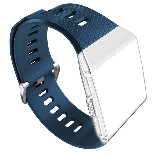 Details zu Fitbit Ionic Armband Ersatz Silikon Band Sport Uhrenarmband Fitness Tracker