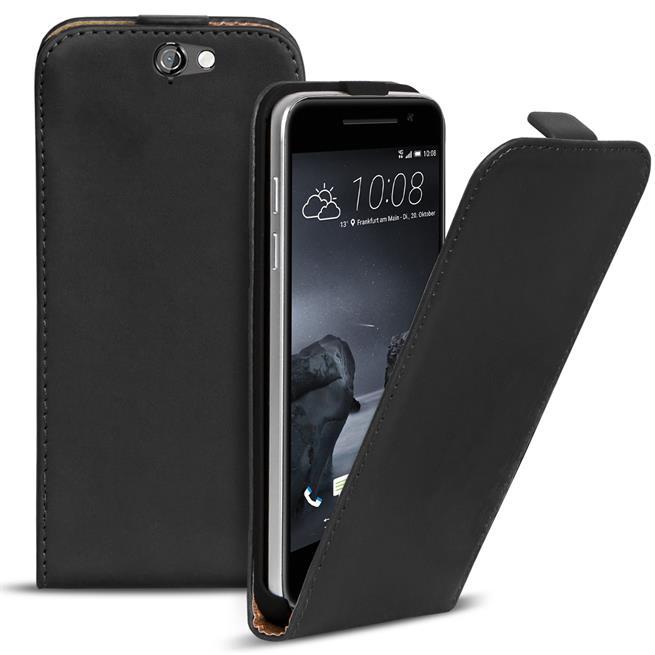 Basic Flip Case für HTC One A9 Klapptasche Cover Hülle
