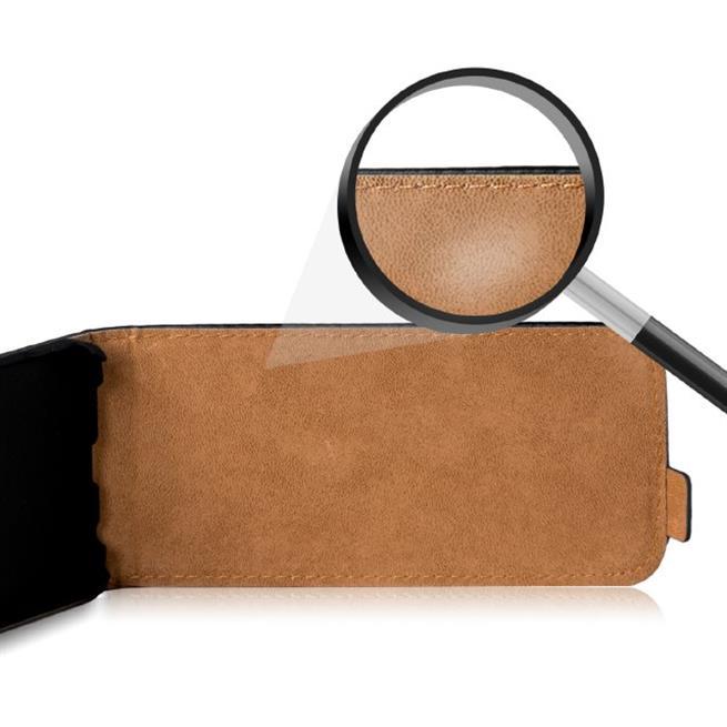 Basic Flip Case für Honor 9 Lite Klapptasche Cover Flipstyle Hülle in Schwarz