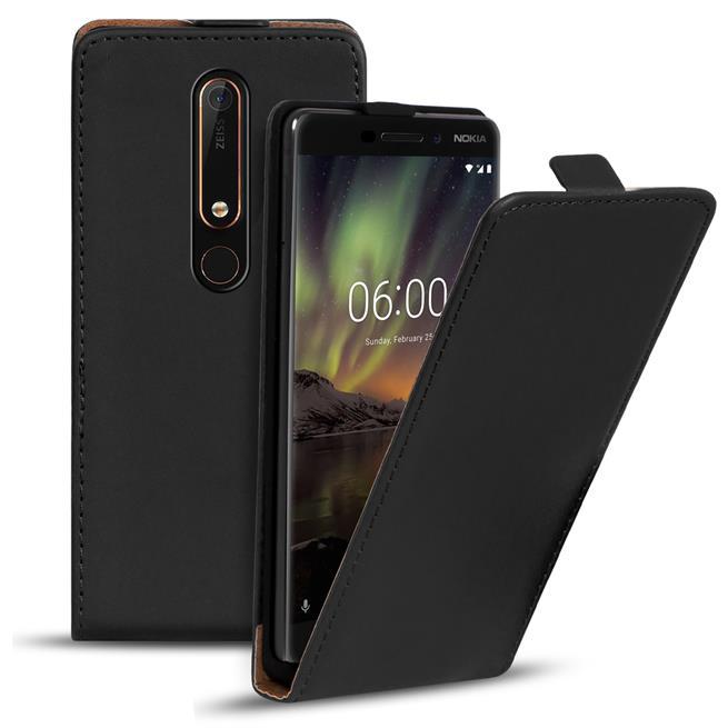 Flip Case Cover für Nokia 7 Plus Klapptasche Handy Schutz Hülle