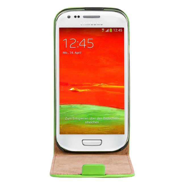 flip case samsung galaxy s3 mini versandkostenfrei. Black Bedroom Furniture Sets. Home Design Ideas