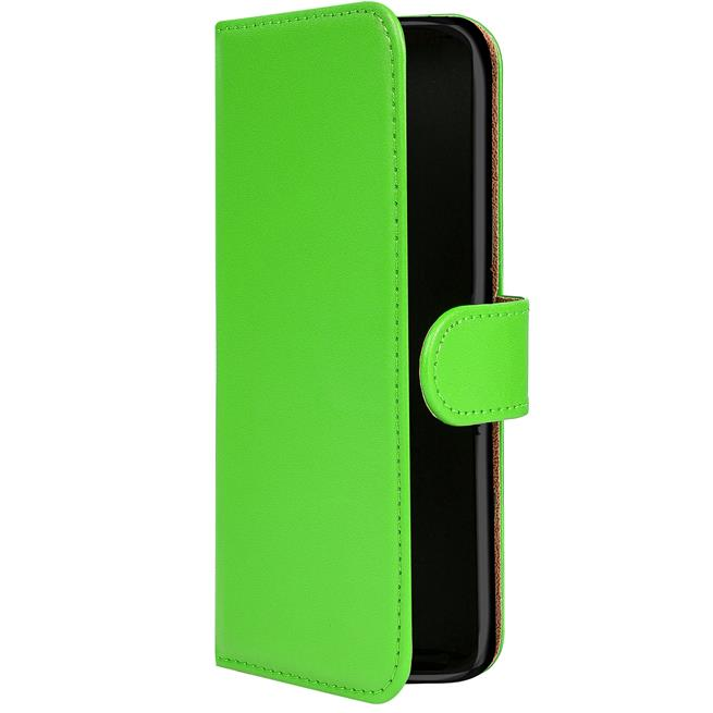 Basic Bookcase Hülle für Samsung Galaxy S4 Klappetui mit Kartenfächern