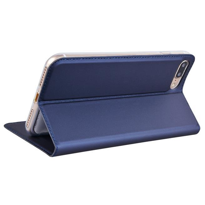 Slim Wallet Case für Apple iPhone 7 Plus / 8 Plus Magnet Schutz Hülle