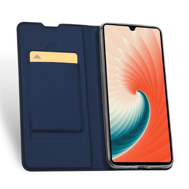 Slim Wallet Case für Huawei Mate 20 Magnet Hülle mit Standfunktion