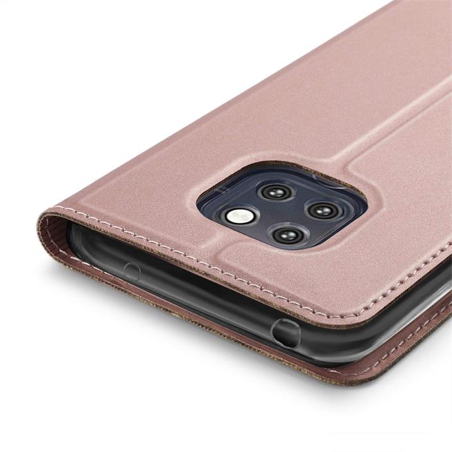 Slim Wallet Case für Huawei Mate 20 Pro aufstellbare Magnet Hülle