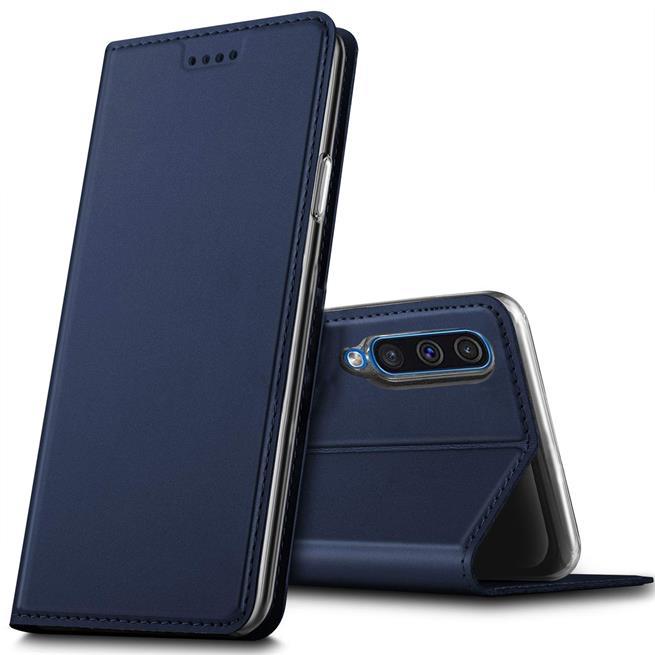 Magnet Case für Huawei P Smart Pro Hülle Schutzhülle Handy Cover Slim Klapphülle