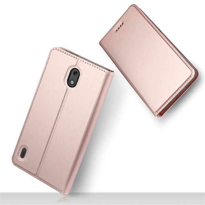 Magnet Case für Nokia 1.3 Hülle Schutzhülle Handy Cover Slim Klapphülle