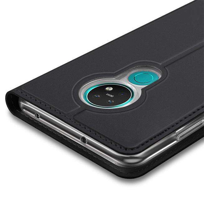 Magnet Case für Nokia 7.2 Hülle Schutzhülle Handy Cover