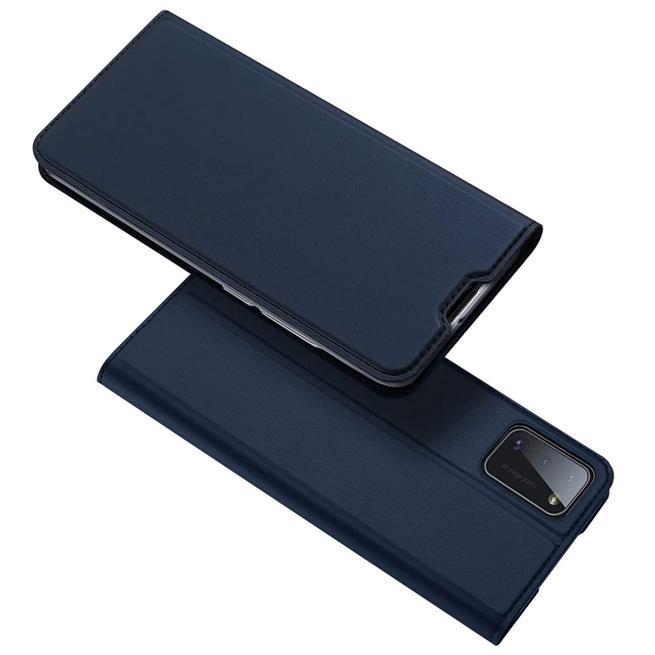 Magnet Case für Samsung Galaxy A41 Hülle Schutzhülle Handy Cover Slim Klapphülle