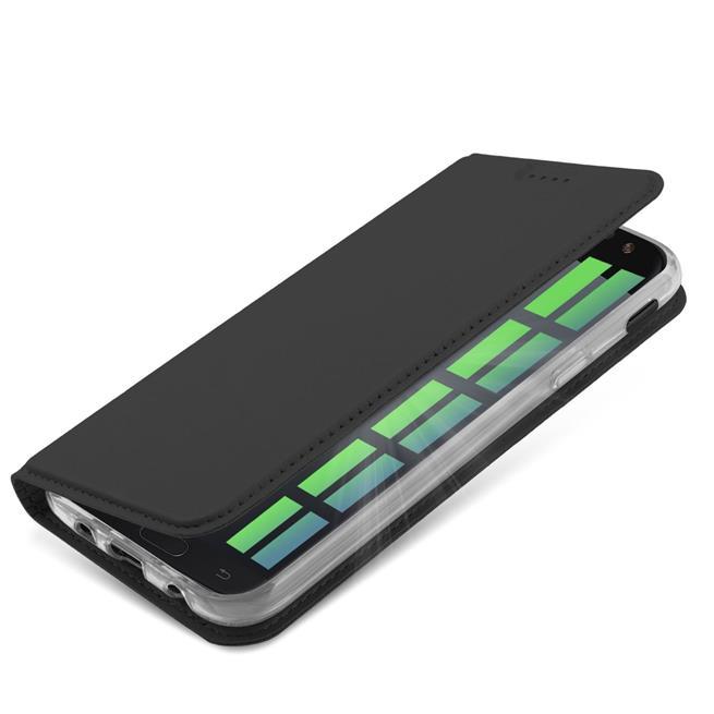 Slim Wallet Case für Samsung Galaxy J5 2017 aufstellbare Magnet Hülle