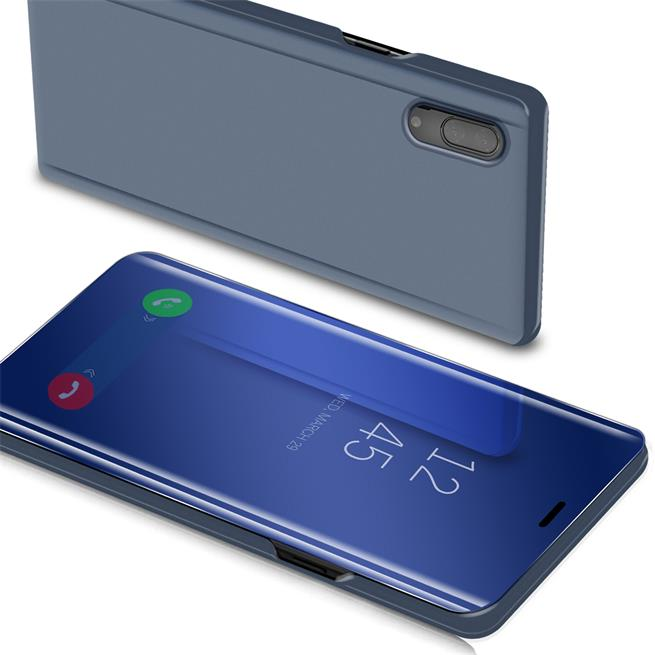 Handy Hülle für Huawei P20 Cover View Spiegel Case