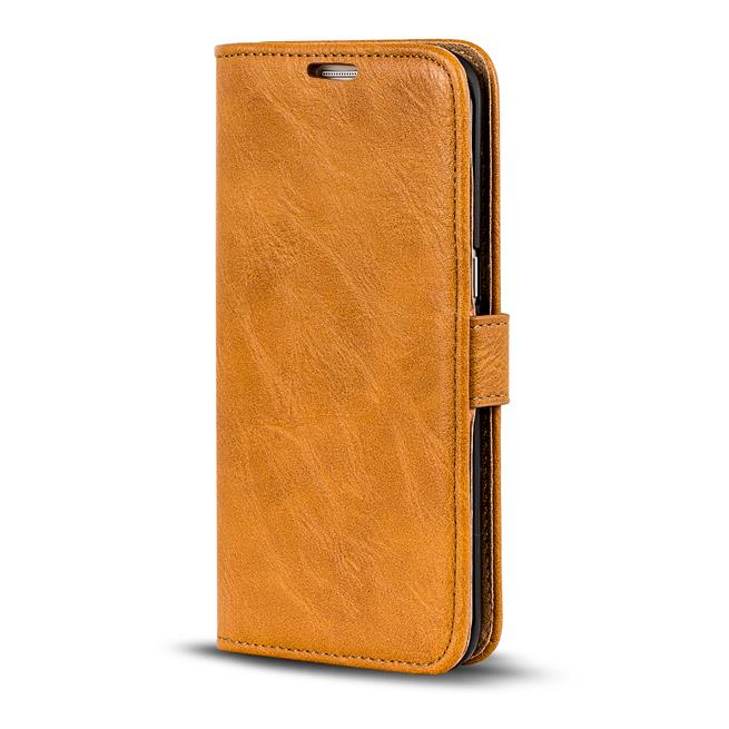 Retro Klapptasche für Samsung Galaxy J5 2015 aufstellbares Book Wallet