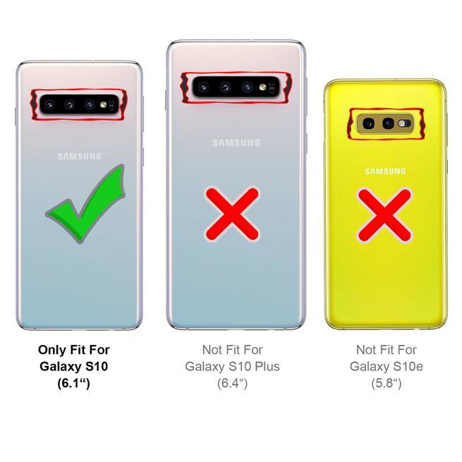 Hülle für Samsung Galaxy S10: funktionaler Schutz
