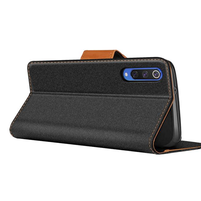 Handy Tasche für Xiaomi Mi 9 SE Hülle Wallet Jeans Case Schutzhülle