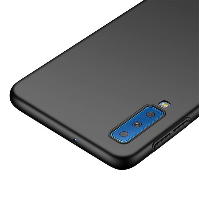 Classic Hardcase für Samsung Galaxy A7 2018 Backcover Schutz Hülle