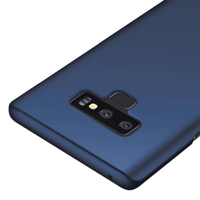 Classic Hardcase für Samsung Galaxy Note 9 Backcover Schutz Hülle