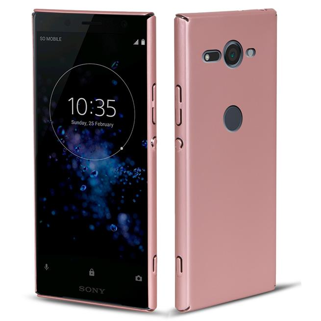 Classic Hardcase für Sony Xperia XZ2 Compact Backcover Schutz Hülle