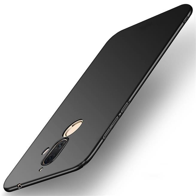 Matte Silikon Hülle für Nokia 7 Plus Backcover Handy Schutz Case