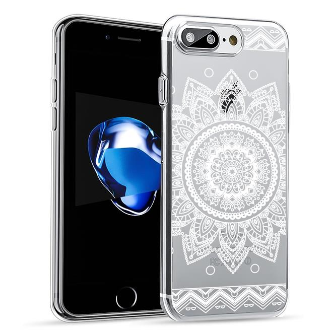 Henna Motiv Hülle für Apple iPhone 7 / 8 Backcover Handy Case