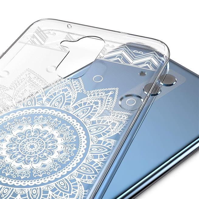 Henna Motiv Hülle für Huawei Mate 20 Lite Backcover Handy Case