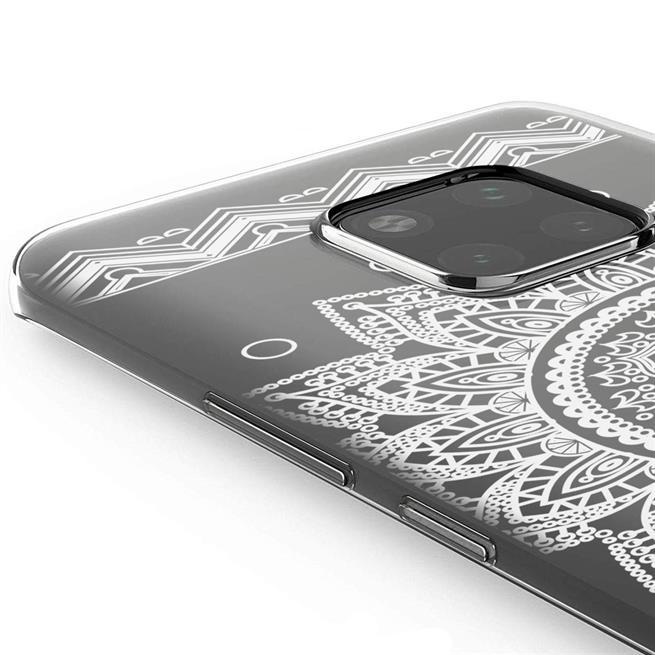 Henna Motiv Hülle für Huawei Mate 20 Pro Backcover Handy Case