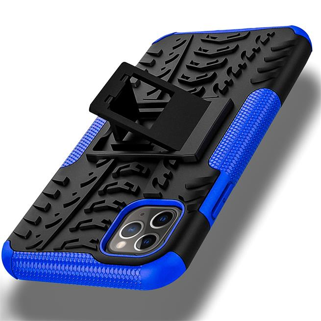 Outdoor Hülle für Apple iPhone 11 Pro Case Hybrid Armor Cover robuste Schutzhülle