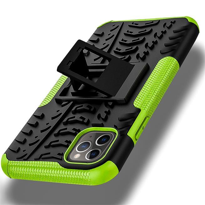 Outdoor Hülle für Apple iPhone 11 Pro Max Case Hybrid Armor Cover robuste Schutzhülle