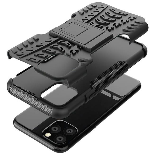 Outdoor Hülle für Apple iPhone 11 Pro Case Hybrid Armor Cover robuste Schutzhülle