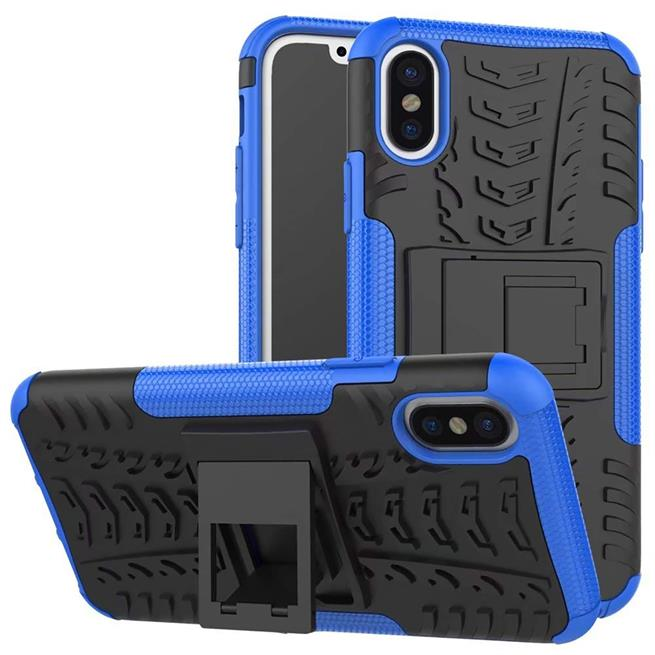 Outdoor Cover für Apple iPhone X / XS Hülle Handy Case