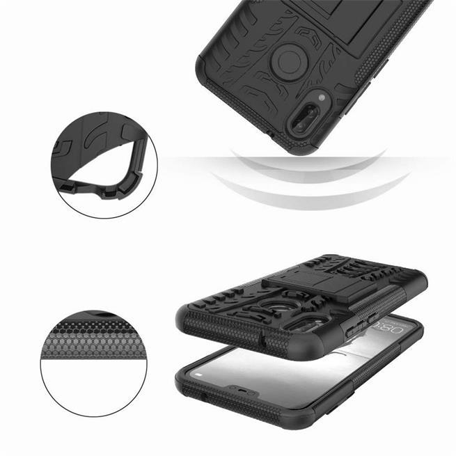 Outdoor Cover für Huawei P20 Lite Hülle Handy Rugged Case