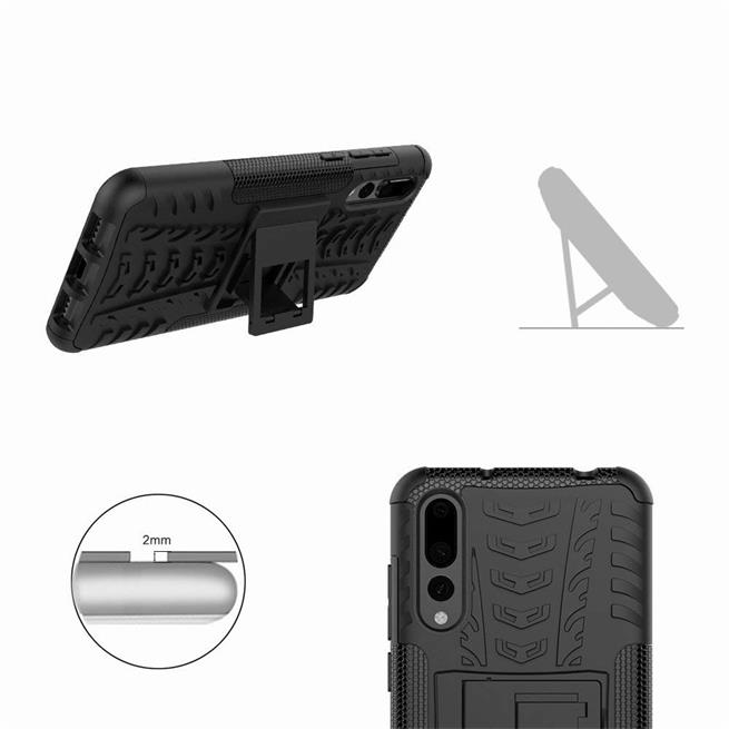 Outdoor Cover für Huawei P20 Pro Hülle Handy Rugged Case