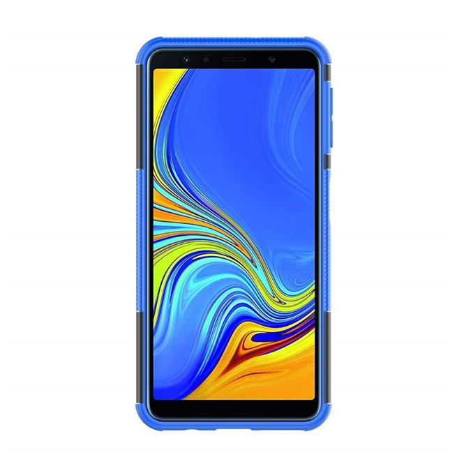 Outdoor Cover für Samsung Galaxy A7 2018 Hülle Handy Case