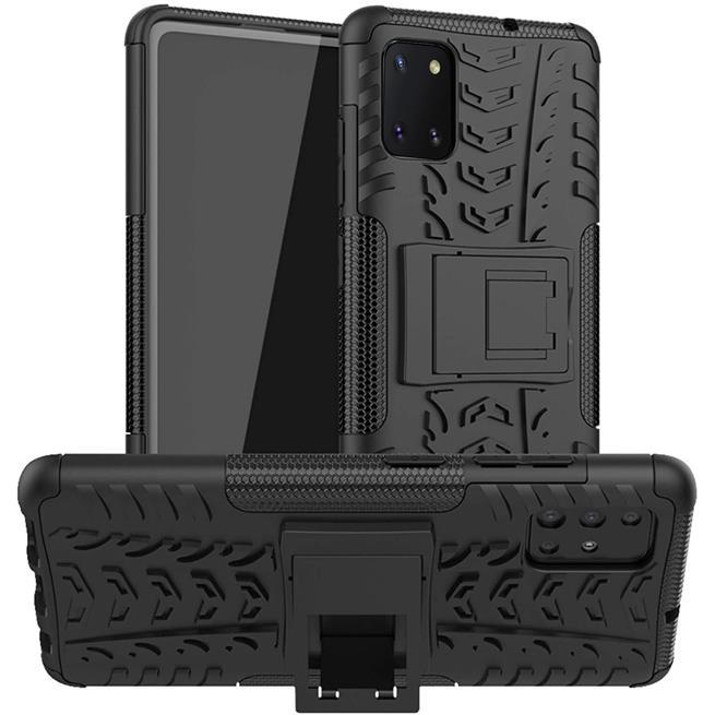 Outdoor Hülle für Samsung Galaxy Note 10 Lite Case Hybrid Armor Cover robuste Schutzhülle
