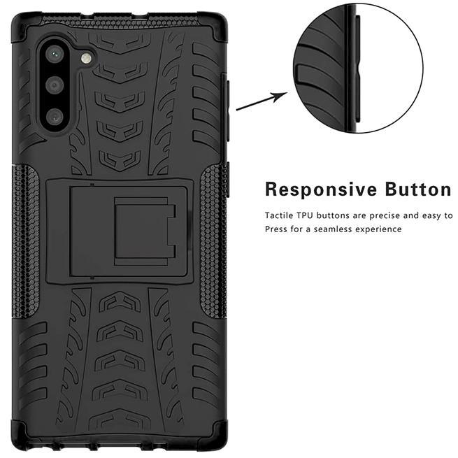 Outdoor Hülle für Samsung Galaxy Note 10 Case Hybrid Armor Cover robuste Schutzhülle